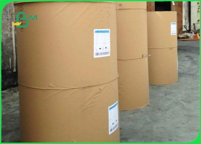 One Side Coated Duplex Board Grey Back 350gsm Smooth Surface Folding Carton Board 3