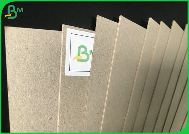 100% Recycled Grey Cardboard Sheets 800GSM 1000GSM 1200GSM For Make Book Cover