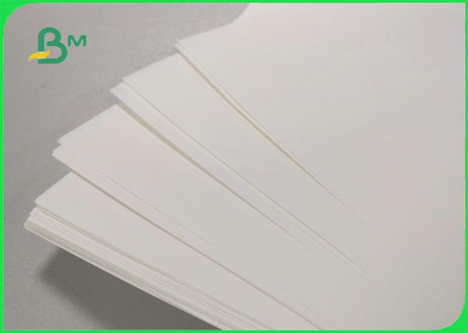 100% Virgin Food Grade White Color Kraft Paper For Flour Package 60gsm to 120gsm