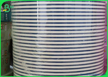 60 and 120 gsm drinking straw paper rolls in white black and 1 - Color printing