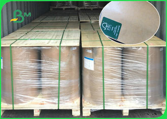 Good Brightness PE Coated Paper For Paper Cups 18 - 50gsm Oil Proof OEM Acceptable