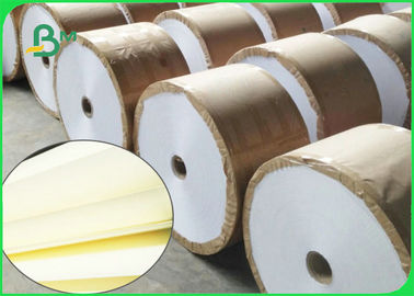 China 100% Wood Pulp Uncoated Offset Paper , 70GSM 80GSM 100 Gsm Printer Paper supplier