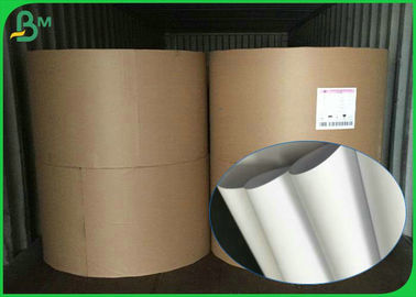 Soft Surface Uncoated Woodfree Paper 70gsm 80gsm With Great Stiffness