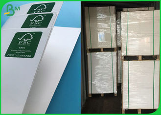 65 * 100 CM High Glossy Coated Art Board Paper With 80GSM 90GSM 100GSM 105GSM