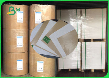 One Side Coated Food Grade 160gsm Plastic Coated Paper For Food Packing