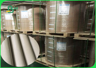 Size Customized PE Coated Paper / Coated Kraft Paper Packing Materials In Rolls