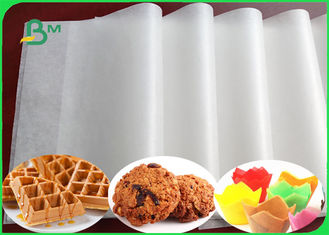 33gsm Great Oilproof Muffin And Cupcake Cases Paper Size Customized In Rolls