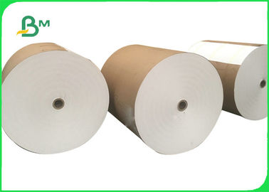 Food Grade MG White Kraft Paper 28gsm 30gsm For Fast food or Bags 38 * 50cm