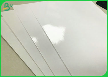 FSC 230/250gsm FBB Board Single Side High Glossy Cast Coated Paper Mirror Surface Sheet