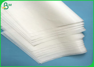 FDA Certified Food Grade White MG Kraft Paper 40gsm - 60gsm With Reels Packing