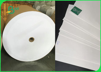 China 100% Virgin Food Grade White Color Kraft Paper For Flour Package 60gsm To 120gsm supplier