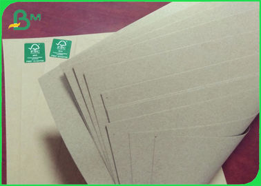 FSC Recycled Kraft Liner Board 160gsm 200gsm In Sheet For Packaging