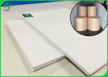 80GSM Virgin Pulp Style White Color Offset Printing Paper With FSC Approved