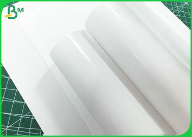 80 gr to 350 gr Gloss Coated Art Paper C2S Matte Paper Board Jumbo Roll / Ream