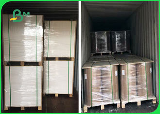 EU & FSC 230 - 350gsm Folding Box Board / C1S Coated Paper 645 * 920mm