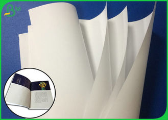 80gr Printing Paper Coated Matt Paper Roll For Magazine Material