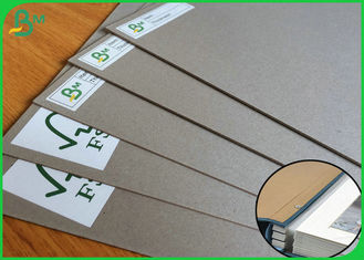 1.5MM 2.0MM Thickness Grey Cardboard Sheet For Album Raw Material