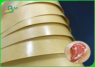 Eco - Friendly 60gsm 70gsm 80gsm + 10g PE Coated Paper For Wrapping Meat