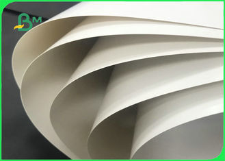 250gsm 300gsm 350gsm + 15g PE Coated Cardboard For Fast Food Packages