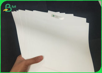 China Heat - Resistant Synthetic Paper White 80um - 300um Thickness Imitation Plastic Material supplier