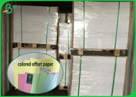 FSC 100% Virgin Colored Offset Printing Paper& Bostial paper Smooth Surface