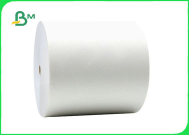 China FDA 45gram 50gram MG White Kraft Paper Roll With FSC Certificate Acid Free factory