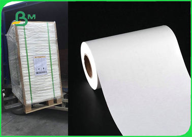 China Bleached MG White Kraft Paper Roll For Medical Package 32 Grams 35 Grams 40 Grams factory